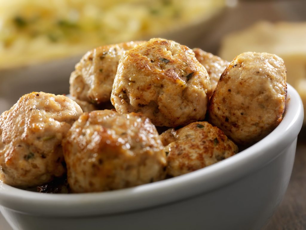 Turkey Meatballs-Photographed on Hasselblad H3D2-39mb Camera